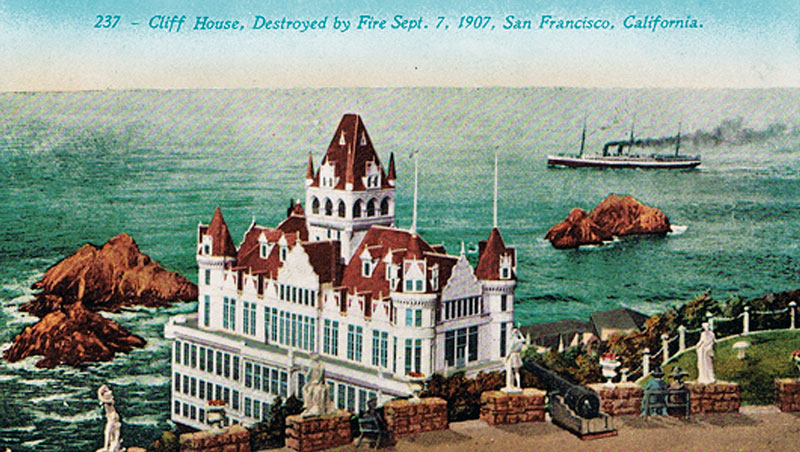 Restaurants In The Good Old Days When Golden Gate Bridge Opened