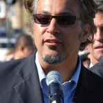 Ross Mirkarimi from happier times in 2008   (PHOTO: BRIAN KUSLER)