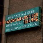 No matter which administration is blamed, we have to recognize that we are deeply in debt   (photo: nick j webb / flickr)
