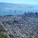 An aerial view of America's Best City in 2012    Photo: Todd Lappin, Telstsar Logistics