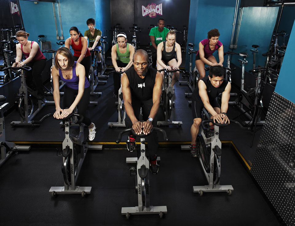 Marina times cycle your way to fitness without braving the weather