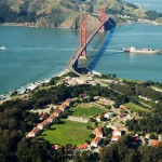 """Fort Scott is a """"post within a post"""" in a northern corner of the Presidio Photo: Courtesy Presidio Trust"""