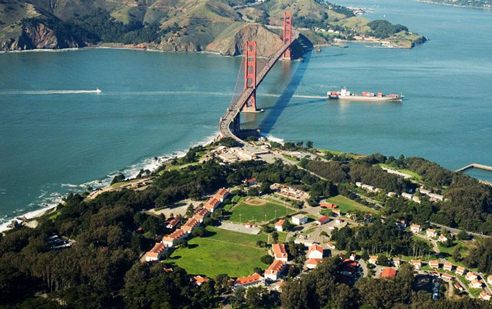 Dog Park Marina San Francisco