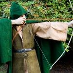 At least the original Robin Hood was into forcible trickle-down economics    photo: andscene