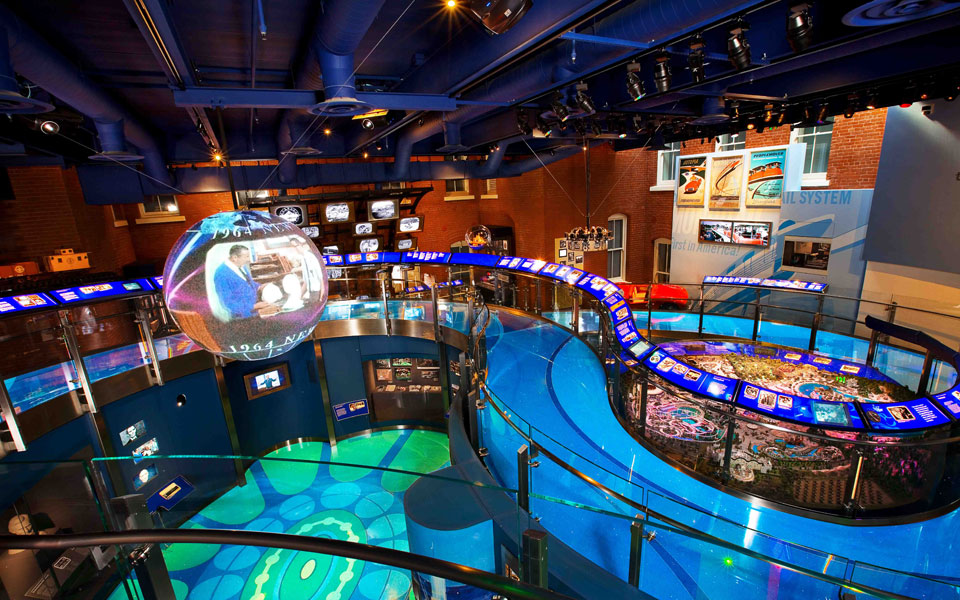 Marina Times Walt Disney Family Museum Thrives At The Presidio