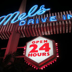 Mel's Drive-In has four locations in the City, including the Lombard Street site, which is open 24 hours
