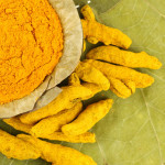 Turmeric is a powerful anti-oxidant that fights inflammation