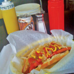 Buster's  hot dog    photos: ernest beyl