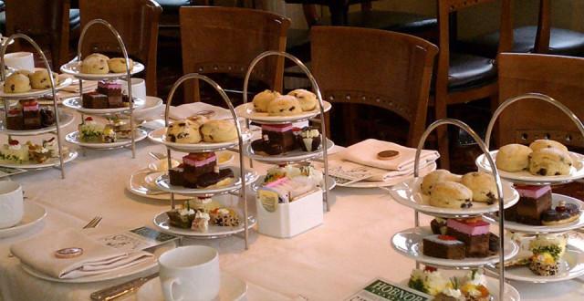 Marina Times A Holiday Tea Party And A Dear John Letter