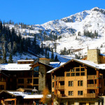 Alpine charm at the Village at Squaw Valley