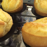Impress your guests with simple, satisfying popovers and Yorkshire pudding