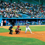 Cuban baseball is a throwback to the traditional U.S. style     photo: newshour / flickr