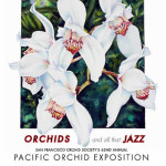 Pacific Orchid Exhibition: Orchids & All That Jazz