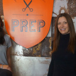 Jen Rinehart (left) and Heidi Gregory are the owners of Prep, a new kind of hair studio for teens, tweens and children over the age of two