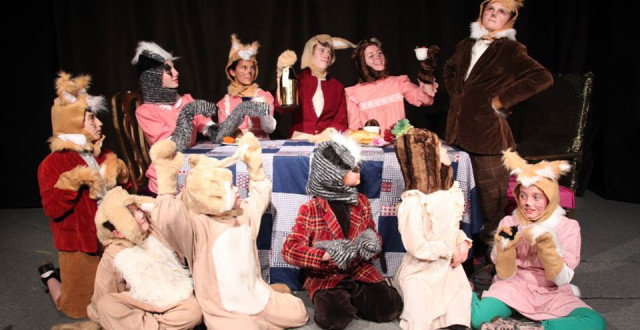 Young Performers Theater: Fantastic Mr. Fox