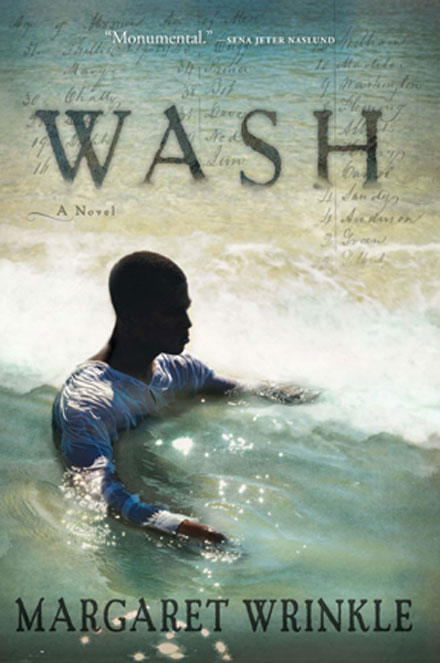 Wash Book Cover