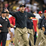 Where is Coach Jim Harbaugh leading the 49ers?  (photo: adam rifkin / flickr)