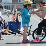 Marina Middle School hosted a bike fair in late April   (Photo: Marina Bike Safety Fair)