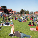 Head to the Presidio and bring a picnic blanket     (photo: offthegridsf.com)