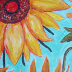 Pa'ina Paint Club:  Mother's Day Sunflower