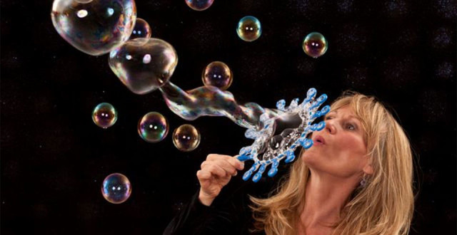 Bubble Lady
