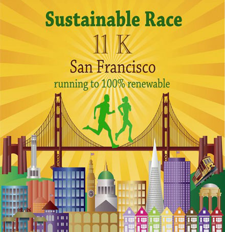 First Annual Sustainable Race 11k