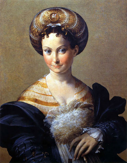 "The Poetry of Parmigianino's  ""Schiava Turca"""