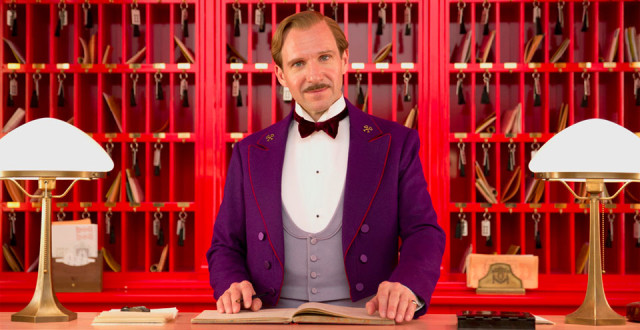 Film Night in the Park:  Grand Budapest Hotel