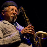 Charles Lloyd was this year's showcase artist at the Monterey Jazz Festival.    photo: cole thompson / the monterey jazz festival