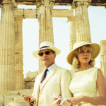 Viggo Mortensen and Kirsten Dunst in The Two Faces of January.    photo: courtesy of magnolia pictures