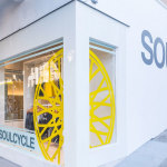 You can't miss SoulCycle's bright storefront at 2095 Union, nor can you fail to grasp what is inside.    photos: courtesy soulcycle