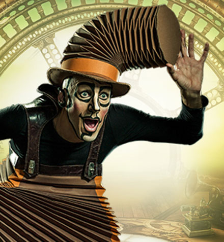 Cirque du Soleil:  Kurios — Cabinet of Curiosities