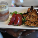 Rillettes at La Marais Bistro.