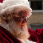 Santa Claus makes his annual appearance on Union Street Dec. 6.    photo: douglas rahden