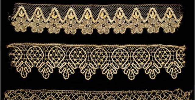 Lace: Labor & Luxury