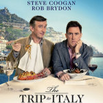 Steve Coogan and Rob Brydon in The Trip to Italy.    photo: courtesy of ifc films