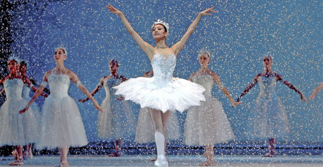 S.F. Ballet: The Nutcracker