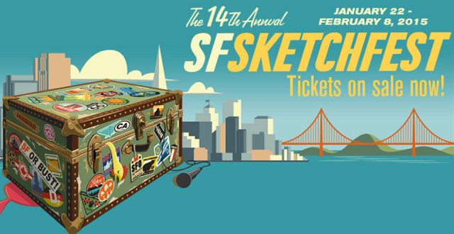 14th Annual Sketchfest