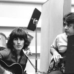 George Harrison and Joe Osborn in The Wrecking Crew, a Magnolia Pictures release.