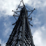 Internet tower: One way to reach more people.     photo: phil hart / flickr