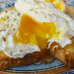 A perfectly poached egg.   photo: susan dyer reynolds