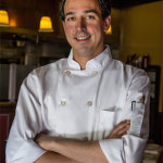 Florio executive chef Colin Dewey