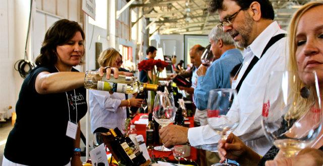 Tapas Grand Wine Tasting