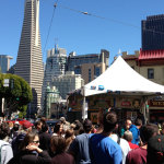 The North Beach Festival is considered the country's oldest street fair.    (photo: lexie lee)