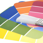 Though picking the perfect paint shade is the fun part of a painting project,  it can often prove daunting.