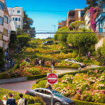 Lombard Street.    photo: Bertrand Duperrin / flickr