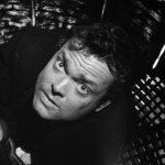 Orson Wells in The Third Man.    Photo:  Rialto Pictures