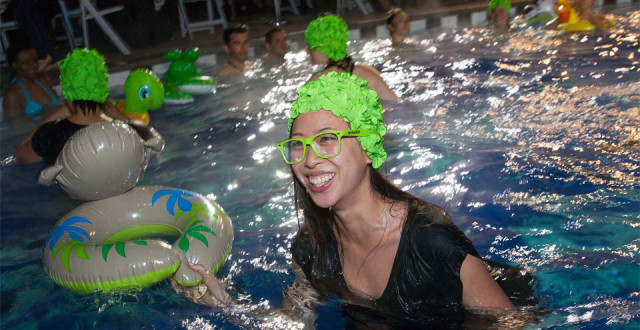 TNDC's 23rd Annual Celebrity Pool Toss