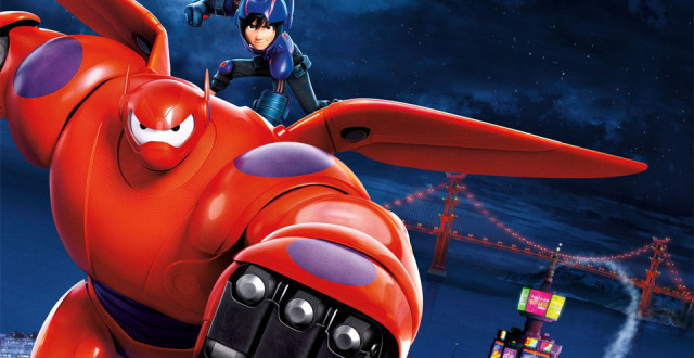 Family Movie Night: Big Hero 6