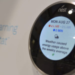 The Nest learning thermostat customizes its actions to your preferences.   Photo:Raysonho @ Open Grid Scheduler / Grid Engine